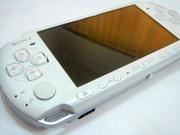 Brand New PSP 3000 Pearl White Final Fantasy Dissidia Special Edition