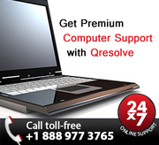 Call Qresolve @ +1-888-977-3765 (Toll-Free) For Uncertain Tech Woes