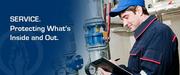Industrial or Commercial Boiler,  HVAC & Burner Service & Repair:  ACSI
