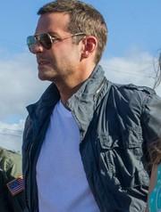 Bradley Cooper Aloha Military Jacket