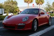 2010 Porsche 911 Carrera 4S Coupe 2-Door
