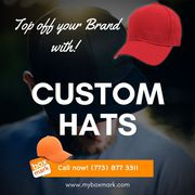 hats with custom print | Boxmark