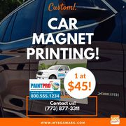 magnets or decals for cars | Boxmark