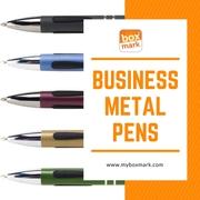 metal pens promotional  | Boxmark