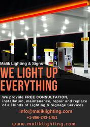Malik Lighting & Signs