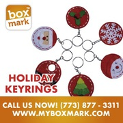 Holiday Print Deals Holiday Keyrings