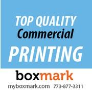 BOXMARK Best custom t-shirts Chicago
